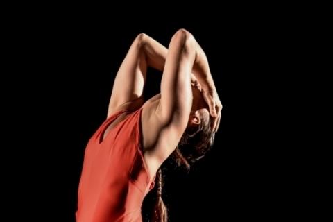 Bailarina Marilice Bastos utiliza como elemento base para suas criações os princípios da dança moderna