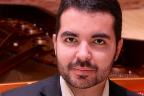 Diego Caetano é atração da Série Pianíssimo da Casa da Música