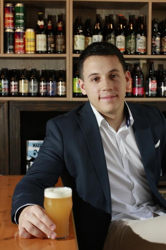 """Entrevista com André Lopes, o """"advogado cervejeiro"""" que se especializou para atender cervejarias."""