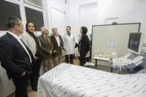 Nova sala de ecografia é inaugurada no Hospital Presidente Vargas