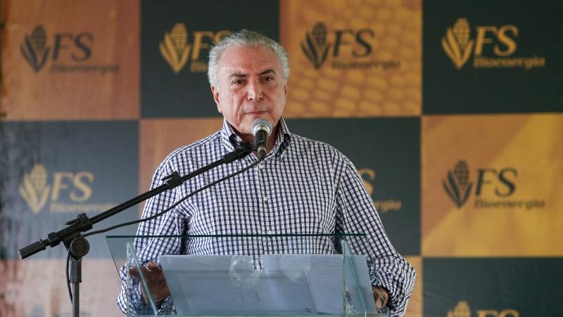 Michel Temer disse que o diálogo é uma das marcas da sua gestão
