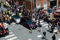 Uma pessoa morreu e ao menos 19 ficaram feridas após atropelamento em Charlottesville