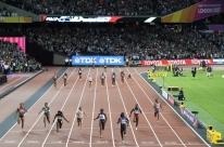 Brasileiras ficam em sétimo lugar no revezamento 4x100m do Mundial de Atletismo