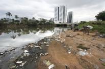 Guaíba registra forte recuo em Porto Alegre