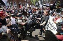 Governo investiga ato de neonazistas