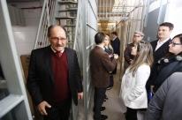Novo centro de triagem é inaugurado com 96 vagas prisionais