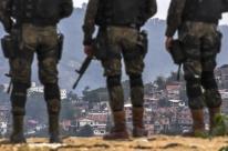 Forças Armadas e polícias realizam ações em duas comunidades do Rio de Janeiro