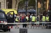 Itamaraty condena atentado em Barcelona e descarta brasileiros entre vítimas