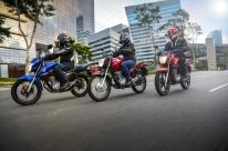 Honda aumenta segurança e eficiência da família CG