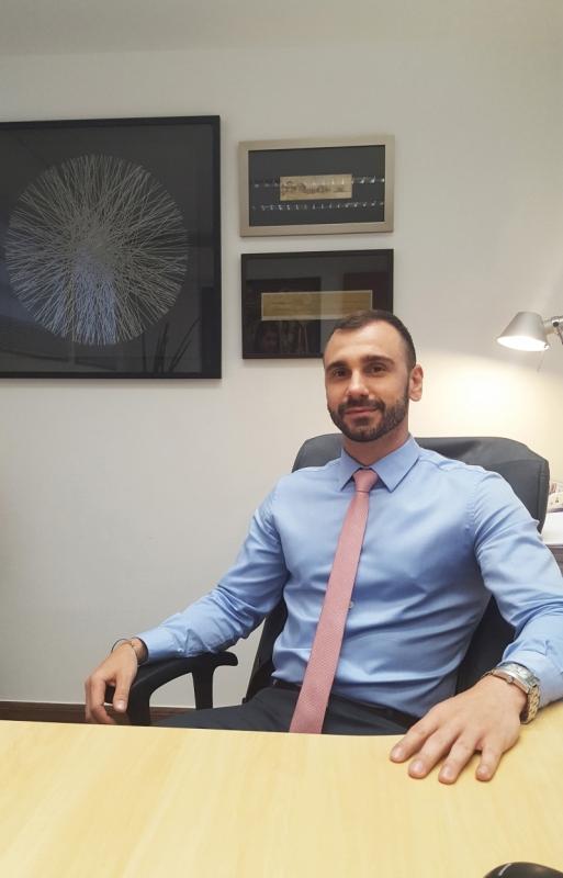 Felipe Carvalho é gerente de negócios corporativos da Thomas Case &Associados