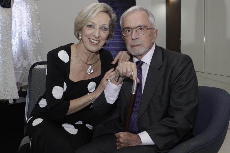 Doris e Rui Spohr apresentaram o projeto do instituto