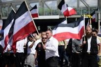 Berlim tem protestos pró e contra o neonazismo