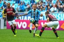 Com reservas, Grêmio empata e perde chance de se aproximar do Corinthians