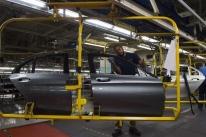 Após três anos, indicador de produção da indústria gaúcha supera os 50 pontos