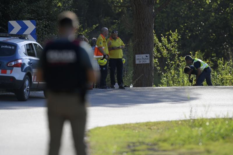 Jovem de 22 anos usava cinto com explosivos no momento da abordagem