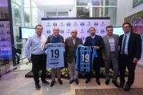 Rede Laghetto é mais nova patrocinadora do Grêmio