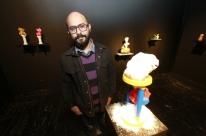 Sandro Ka: enigma em formas e cores