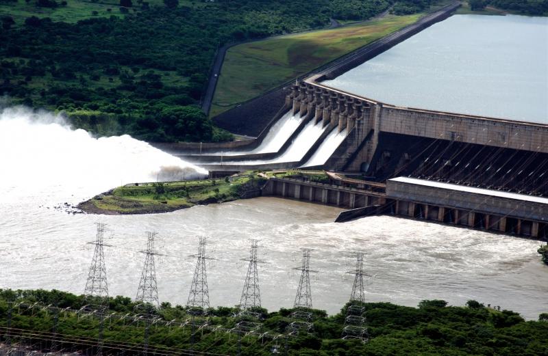 Hidrelétricas já estão operando, o que representa riscos praticamente nulos aos investidores