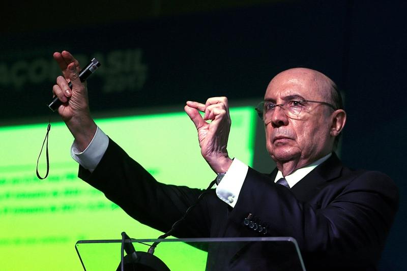 Meirelles cita como positiva reação do mercado com o caso Eletrobras