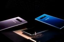 Galaxy Note 8 reconhece rosto, mas pode ser enganado por foto