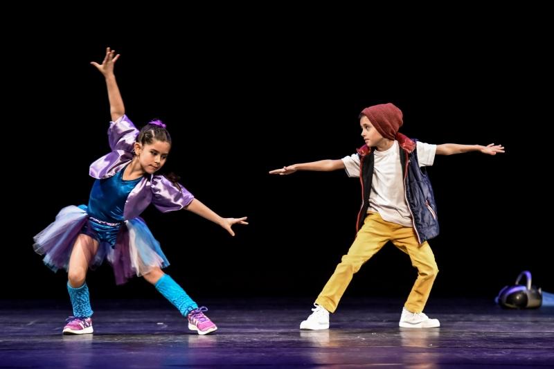 Mostra de Dança Infantil acontece em outubro