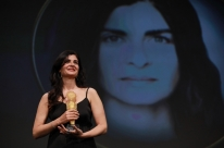 Atriz argentina Soledad Villamil é homenageada em Gramado