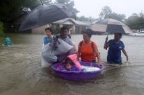 Houston já se prepara para novas inundações