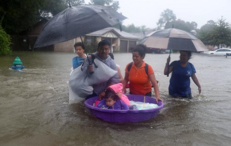 Tempestade Harvey afetou cerca de 6,8 milhões de pessoas no Texas