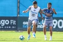 Grêmio 'alternativo' encara o Cruzeiro