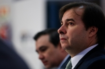 'Não fiz com o PMDB o que eles fizeram com Dilma', afirma Rodrigo Maia