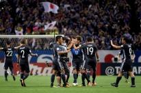 Japão vence Austrália e é a quarta seleção classificada para a Copa do Mundo