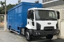 Ford lança modelo voltado à distribuição de bebidas