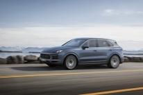 Porsche revela a terceira geração do SUV Cayenne
