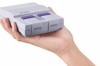Novo Super Nintendo será lançado no Brasil em breve