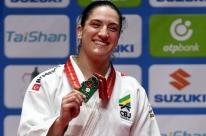 Mayra Aguiar é ouro em Budapeste e conquista seu segundo título mundial