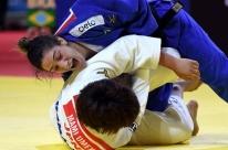 Gaúcha Mayra Aguiar é campeã mundial pela segunda vez