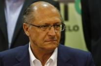 Alckmin diz que apoio de Temer seria honroso mas ressalta que MDB tem candidato
