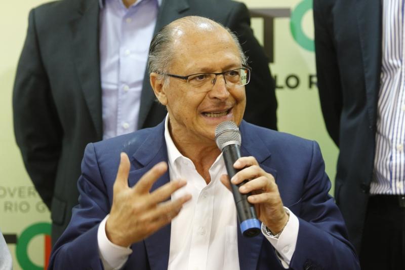 Para 45%, Geraldo Alckmin é preferido dos eleitores