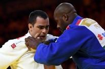 David Moura é prata e Baby fatura o bronze no Mundial de Judô