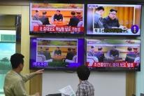 Coreia do Norte realiza teste com bomba nuclear em míssil de longo alcance