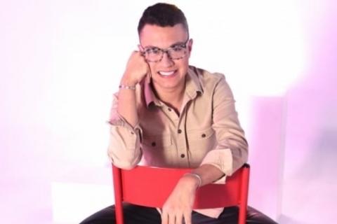 Pedro lançou campanha nas redes sociais para chegar até a artista