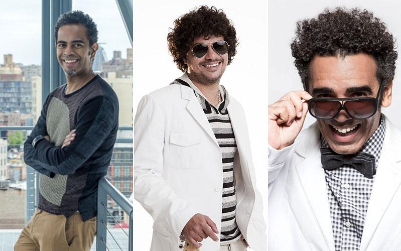 Wilson Simoninha, Léo Maia E Jair Oliveira se apresentam sexta-feira no Teatro do Bourbon Country