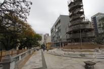 Obras na Praça da Matriz dependem de verba federal