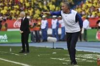 Brasil fica no empate com a Colômbia
