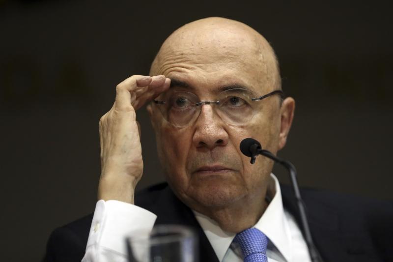 Ministro se disse concentrado em trabalho para recolocar o Brasil na 'rota do crescimento sustentado'