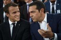 Macron diz que Europa não precisa mais do FMI