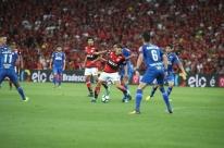 Cruzeiro arranca empate contra o Flamengo no Maracanã