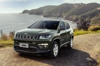 Jeep apresenta edição limitada Sport 4x4 do Compass