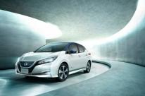 Carro elétrico Nissan Leaf chega ao Brasil em 2019
