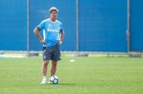 Grêmio duela contra o Vasco da Gama com elenco reserva